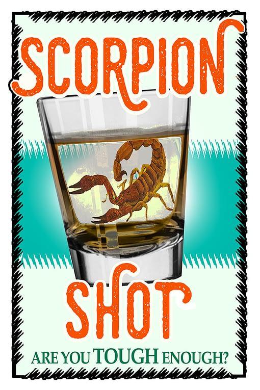 Scorpion Shot