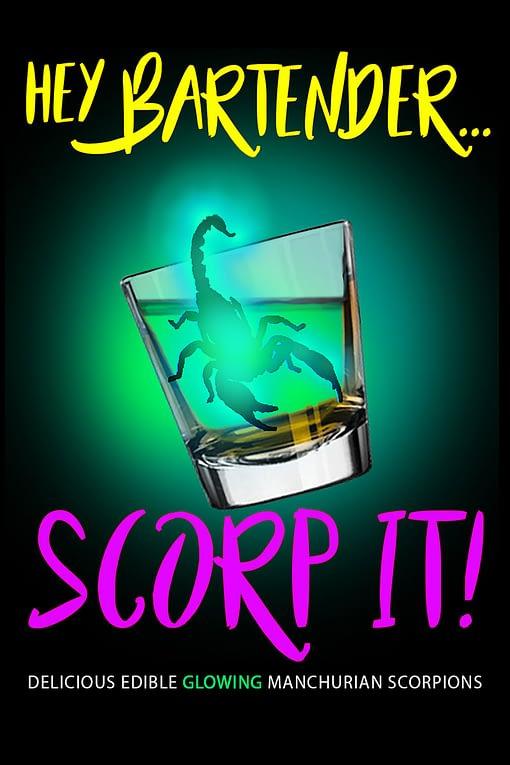 Scorp It Bartender!