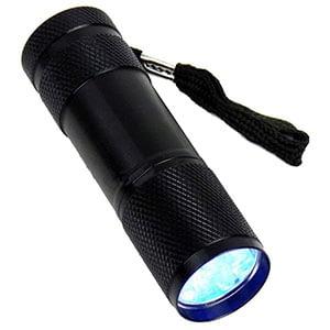 Black-light Flashlight