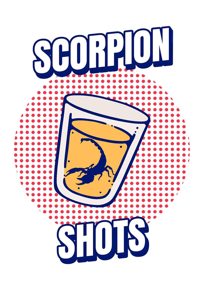 Scorpions in Your Shot